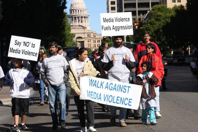 walkagainstmediaviolence
