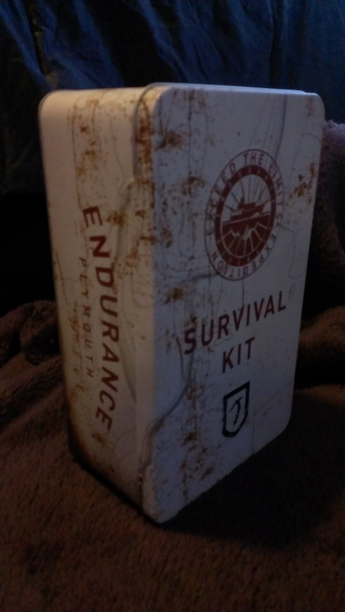 Survival Tin