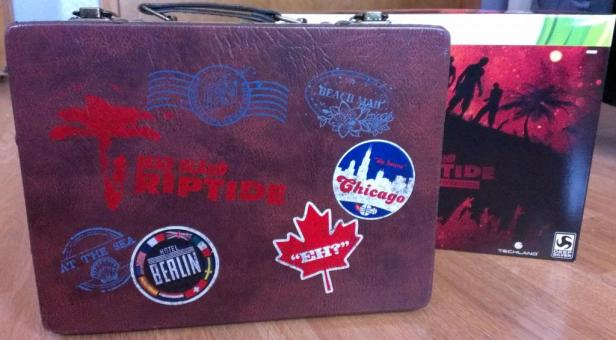 Suitcase (Front)