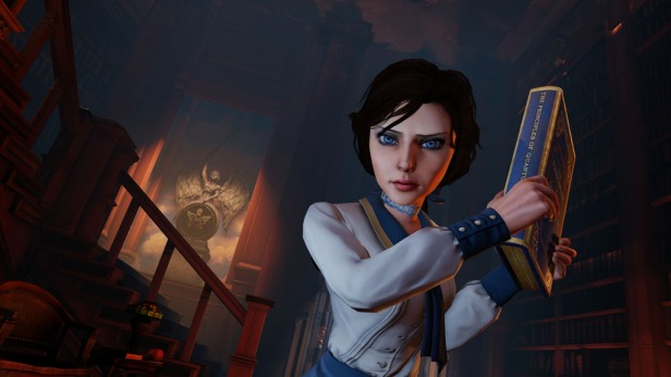 Good thing Irrational Games still knows how to make a positive female character who actually means more than a