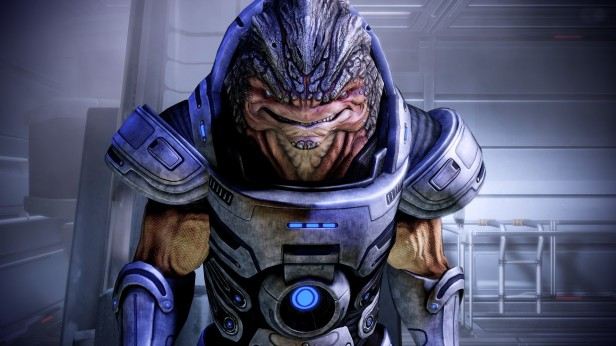 """I am pure Krogan, you should be in awe."""
