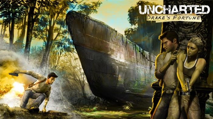 UnchartedDF
