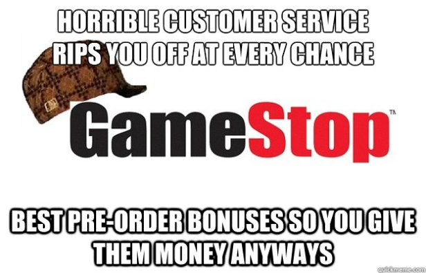 inb4 angry GameStop fans.