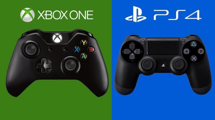 PS4-XBO