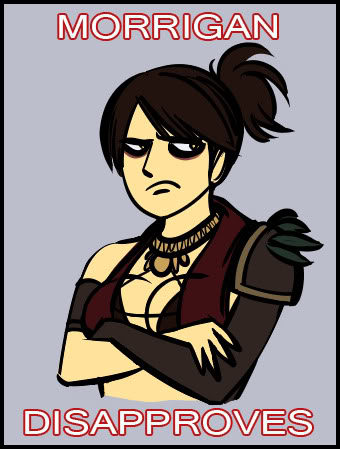 MorriganDisapproves