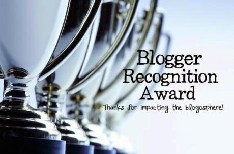 BloggerRecognitionAward