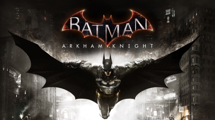 batmanarkhamknight
